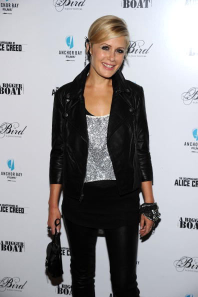"""Leather Jacket「Anchor Bay Films Host """"The Disappearance of Alice Creed"""" Screening-Arrivals」:写真・画像(0)[壁紙.com]"""