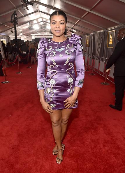 グラミー賞「The 59th GRAMMY Awards - Red Carpet」:写真・画像(9)[壁紙.com]