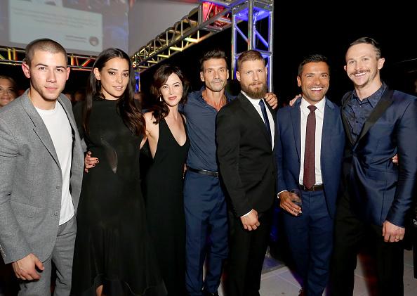 """Frank Grillo「DIRECTV Celebrates The Second Season Of """"KINGDOM""""」:写真・画像(6)[壁紙.com]"""