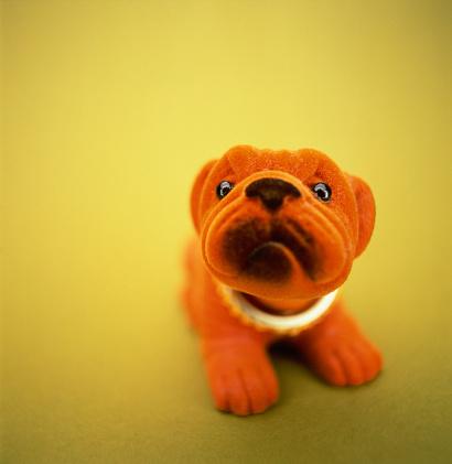 Doll「Dog-Shaped Bobblehead Doll」:スマホ壁紙(9)