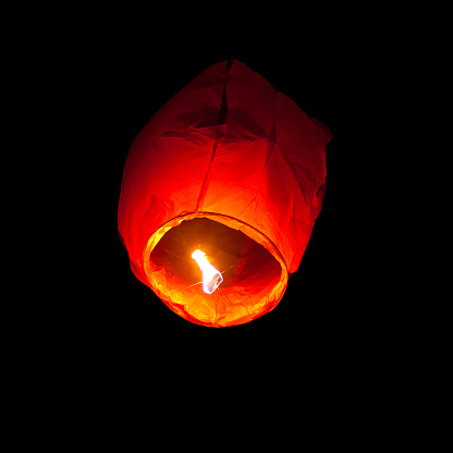 Chinese Lantern「Flying Lantern」:スマホ壁紙(6)