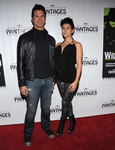 """Lorenzo Lamas「Opening Night Of """"Wicked"""" At The Pantages Theatre - Red Carpet」:写真・画像(18)[壁紙.com]"""