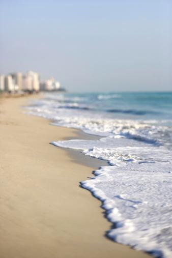 マイアミビーチ「Beach in Miami」:スマホ壁紙(11)