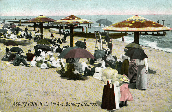 7th Avenue「Seaside  scene in Asbury park, New Jersey,」:写真・画像(8)[壁紙.com]