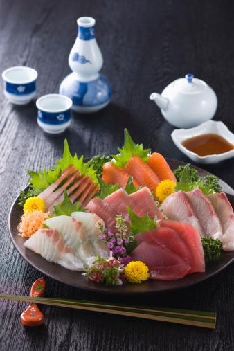 Sake「Six Assorted Sashimi」:スマホ壁紙(16)