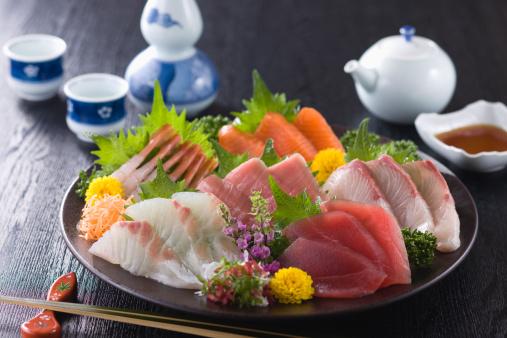 Sake「Six Assorted Sashimi」:スマホ壁紙(15)