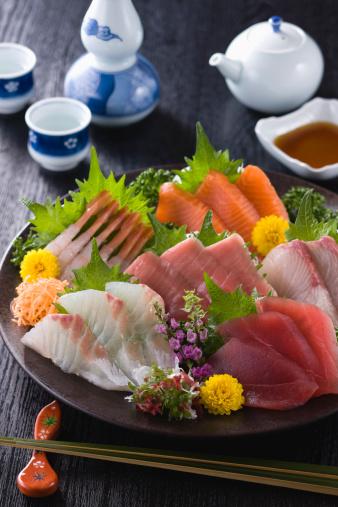 Sake「Six Assorted Sashimi」:スマホ壁紙(13)