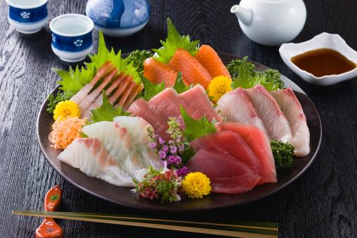 Sake「Six Assorted Sashimi」:スマホ壁紙(14)