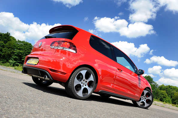 Journey「VW Golf GTI mk 6 2008」:写真・画像(19)[壁紙.com]