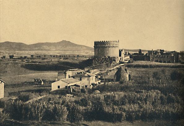 Appian Way「Roma - Appian Way 1910」:写真・画像(2)[壁紙.com]