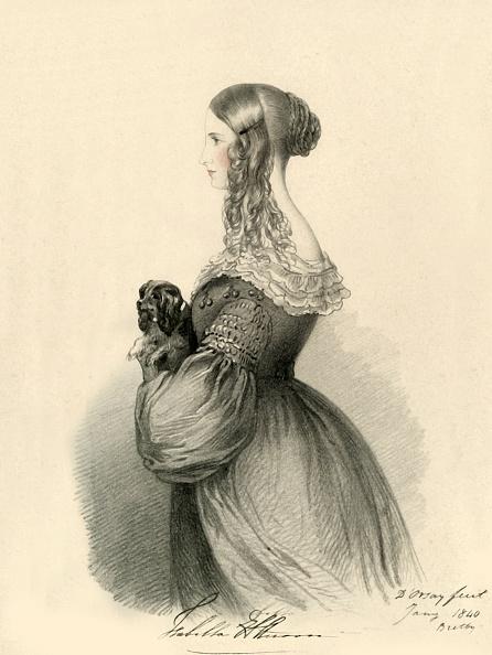 Curly Hair「Isabella Anson」:写真・画像(0)[壁紙.com]