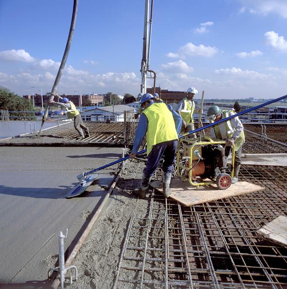 静物「Screeding in situ reinforced concrete slab」:写真・画像(15)[壁紙.com]