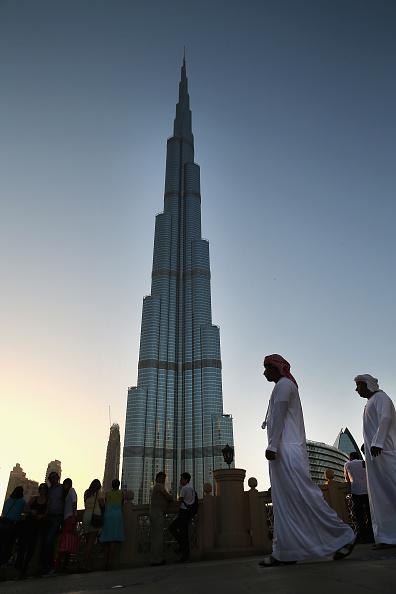 Architecture「Burj Khalifa In Dubai, Worlds Highest Building」:写真・画像(14)[壁紙.com]