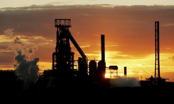 Dusk「Corus Steelworks In Port Talbot」:写真・画像(8)[壁紙.com]