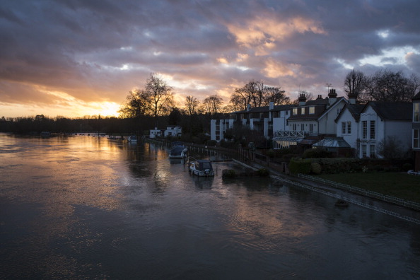 Oli Scarff「Flood Misery Continues As Heavy Rain Hits The UK」:写真・画像(5)[壁紙.com]