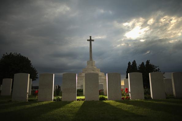 Cemetery「Flanders Fields 100 Years Since The Great War」:写真・画像(9)[壁紙.com]