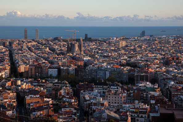 スペイン バルセロナ「Barcelona: Tourism And Daily Life As Independence Crisis Deepens」:写真・画像(11)[壁紙.com]