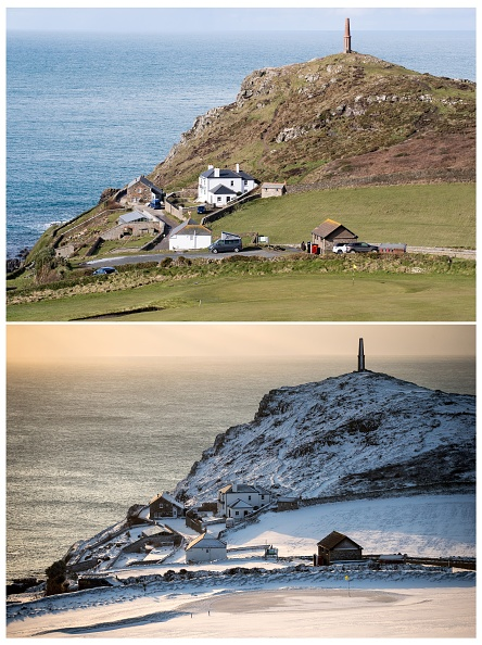 Composite Image「COMPOSITE: Spring Weather Replaces Arctic Freeze In Cornwall」:写真・画像(13)[壁紙.com]