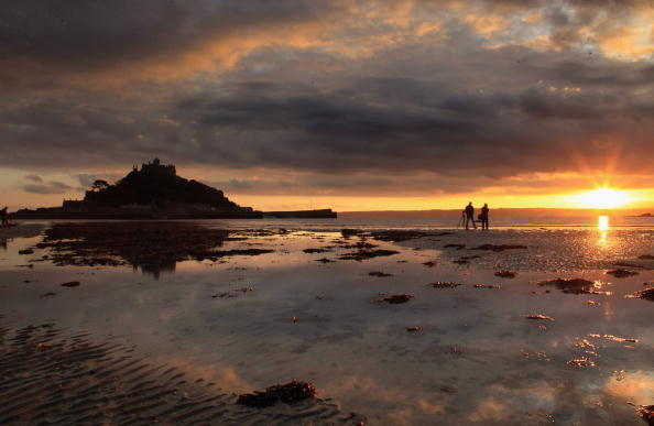 Lands End - Cornwall「Autumn Colours Throughout The UK」:写真・画像(8)[壁紙.com]