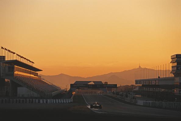 Sports Track「F1 Pre season testing」:写真・画像(16)[壁紙.com]