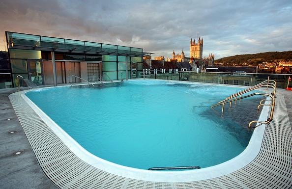 Rooftop「Bath Spa Prepares To Open To The Public」:写真・画像(14)[壁紙.com]