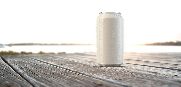 Template「Blank White Soda Can」:スマホ壁紙(18)