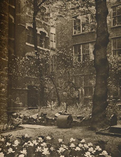 春「The Empty Churchyard Of What Was All Hallows Staining」:写真・画像(6)[壁紙.com]