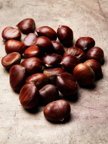 栗「Chestnuts」:スマホ壁紙(8)