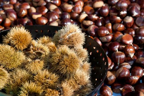 栗「Chestnuts」:スマホ壁紙(7)