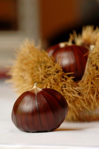 栗「Chestnuts」:スマホ壁紙(3)
