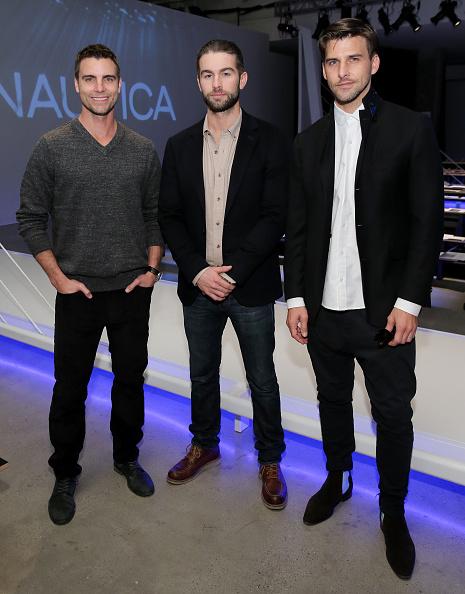 Neilson Barnard「Nautica - Front Row - New York Fashion Week Men's Fall/Winter 2016」:写真・画像(14)[壁紙.com]