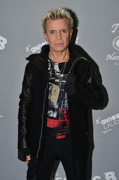 Theo Wargo「CBGB Music & Film Festival 2014 - HQ Kickoff With Keynote Speaker Billy Idol」:写真・画像(4)[壁紙.com]