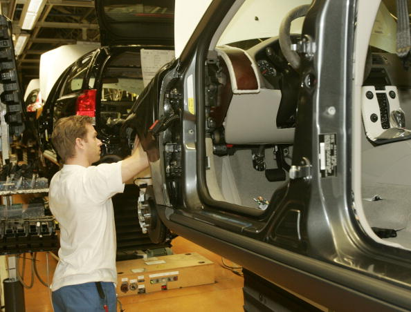 Variation「Car Plant Produces 250.000 Volvo Vehicles A Year」:写真・画像(4)[壁紙.com]