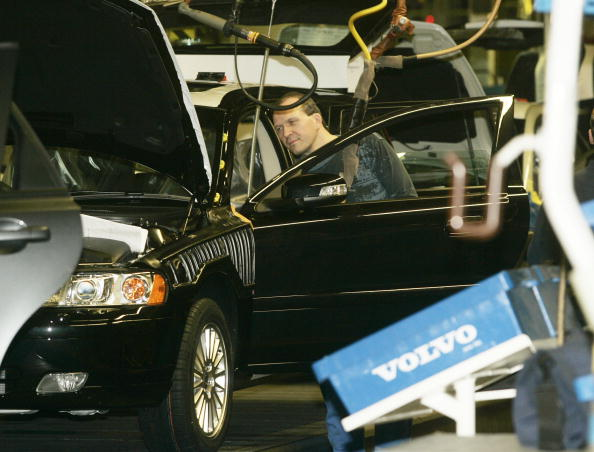 Variation「Car Plant Produces 250.000 Volvo Vehicles A Year」:写真・画像(3)[壁紙.com]