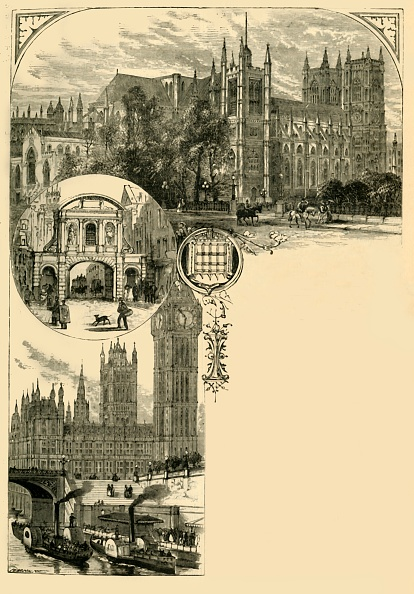Embankment「London Westminster And The Western Suburbs」:写真・画像(13)[壁紙.com]