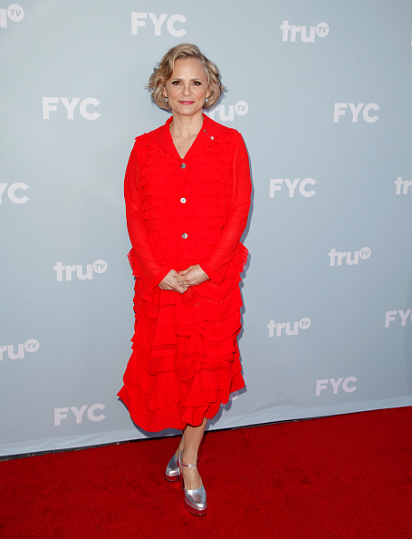"""Ruffled Shirt「truTV's Offical FYC Event For """"At Home With Amy Sedaris"""" And Andrea Savage's """"I'm Sorry"""" - Arrivals」:写真・画像(17)[壁紙.com]"""