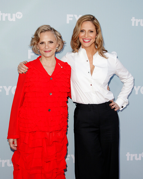 """Ruffled Shirt「truTV's Offical FYC Event For """"At Home With Amy Sedaris"""" And Andrea Savage's """"I'm Sorry"""" - Arrivals」:写真・画像(7)[壁紙.com]"""