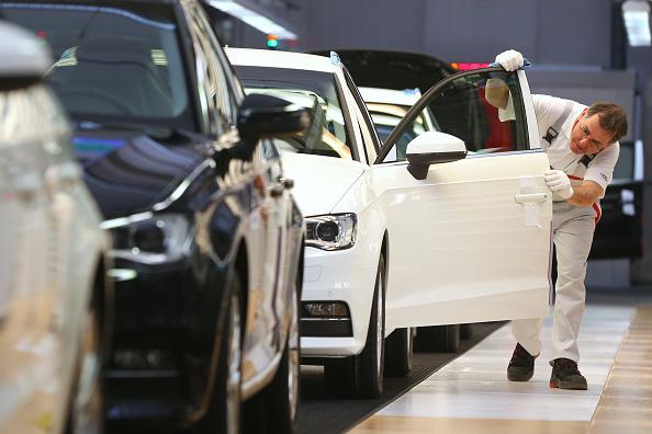 Ingolstadt「New Audi A3 Production」:写真・画像(14)[壁紙.com]