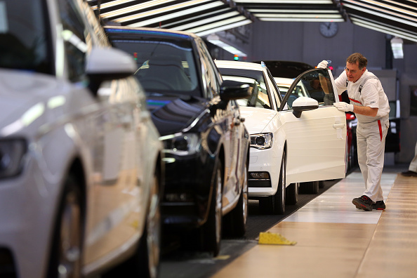 Ingolstadt「New Audi A3 Production」:写真・画像(11)[壁紙.com]