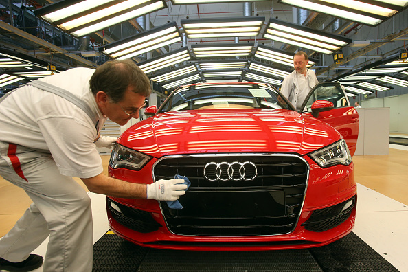 Ingolstadt「New Audi A3 Production」:写真・画像(1)[壁紙.com]