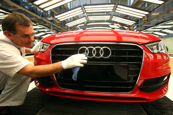 Audi「New Audi A3 Production」:写真・画像(6)[壁紙.com]