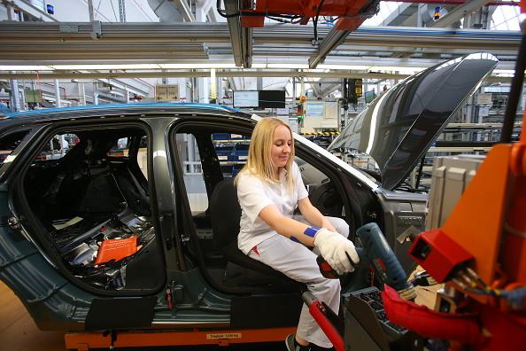 Ingolstadt「New Audi A3 Production」:写真・画像(12)[壁紙.com]