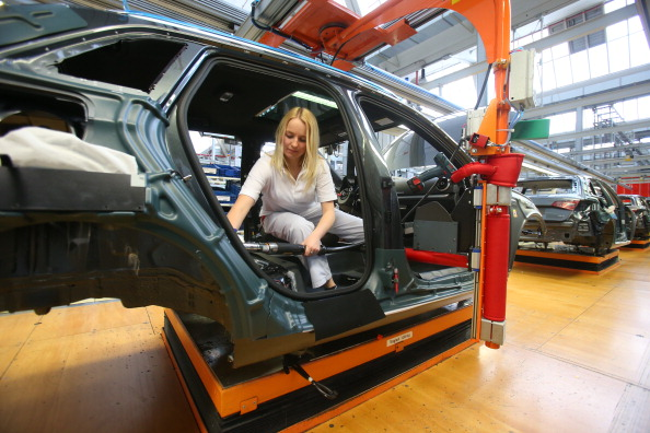 Ingolstadt「New Audi A3 Production」:写真・画像(16)[壁紙.com]