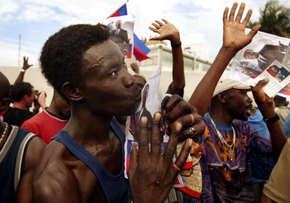 Male Likeness「Crisis In Haiti Continues」:写真・画像(14)[壁紙.com]
