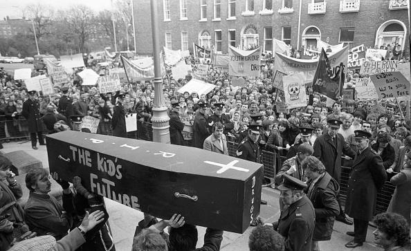 Worried「Dublin Protests」:写真・画像(17)[壁紙.com]