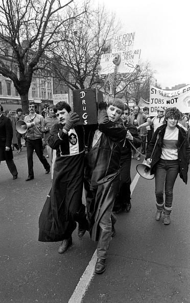 Worried「Dublin Protests」:写真・画像(13)[壁紙.com]