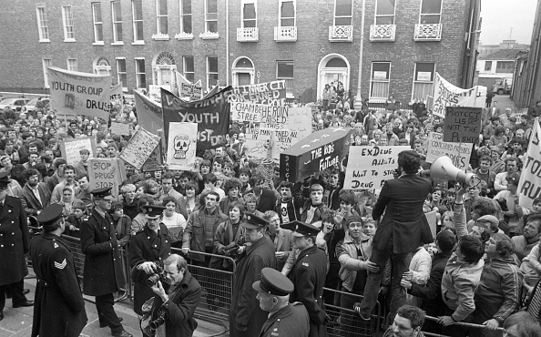 Worried「Dublin Protests」:写真・画像(4)[壁紙.com]