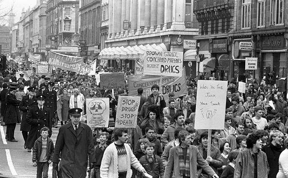Worried「Dublin Protests」:写真・画像(7)[壁紙.com]