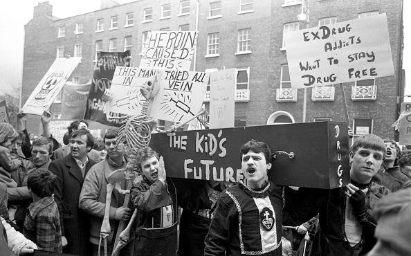 Worried「Dublin Protests」:写真・画像(6)[壁紙.com]