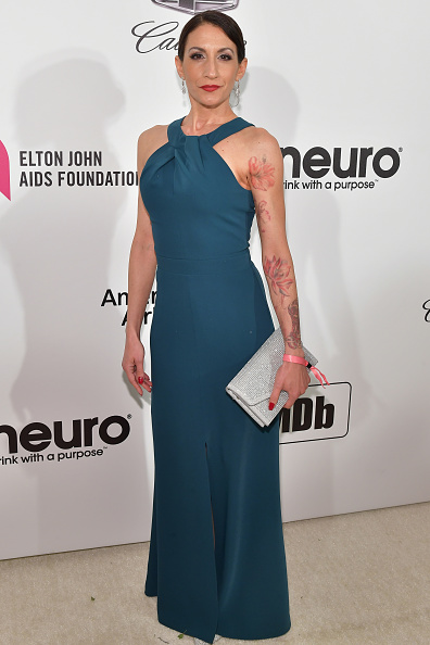 Halter Top「27th Annual Elton John AIDS Foundation Academy Awards Viewing Party Celebrating EJAF And The 91st Academy Awards - Arrivals」:写真・画像(14)[壁紙.com]